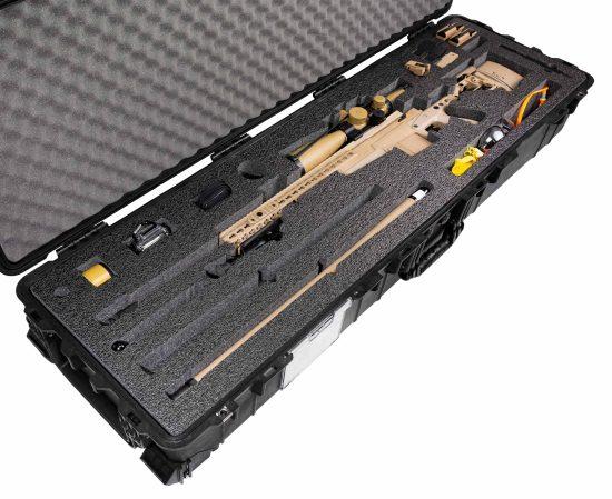 Accuracy International AXMC Rifle Case - Foam Example