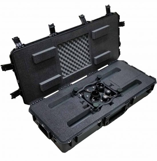 MotoCrane Atlis Base Case - Foam Example
