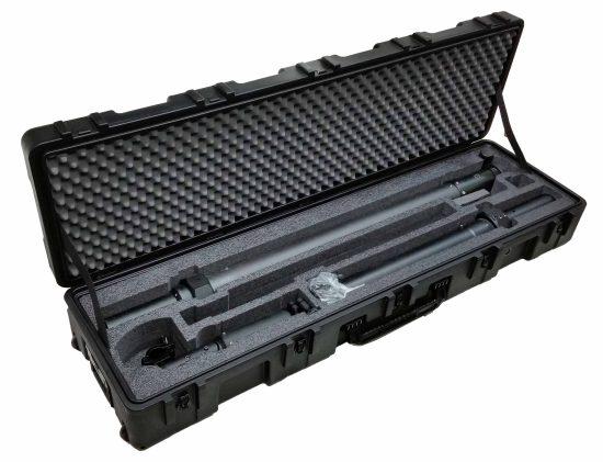 MotoCrane Arma Boom & Extension Case - Foam Example