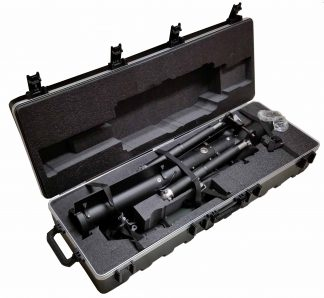 Case Club CCH4816W1SK Case Custom Foam Example: MotoCrane Arma Drive Unit Case