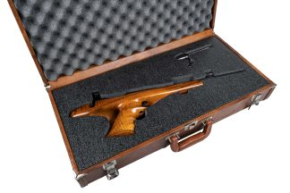 Custom Foam: Replacement Foam for the Original Weatherby Mark V Silhouette Bolt Action Pistol Case