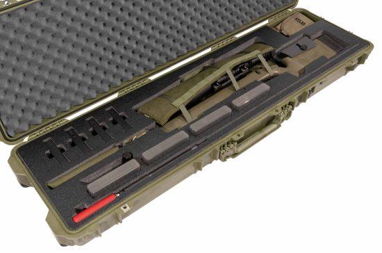 Remington 700 L.H. Rifle Case - Foam Example