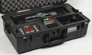 Custom Foam: DSAN Speaker Time limiter Kit Case