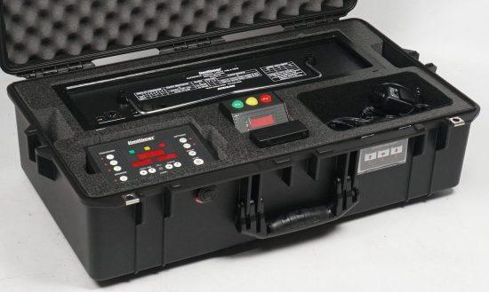 DSAN Speaker Time limiter Kit Case - Foam Example