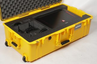 Custom Foam: Oculus Rift Kit Case #2