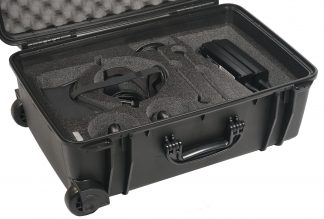 Custom Foam: Oculus Rift Kit Case