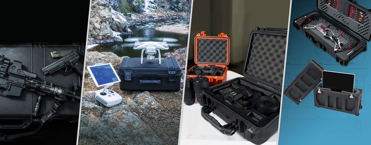 Case Club Cases - Gun Cases, Drone Cases, Drone Cases and much more!