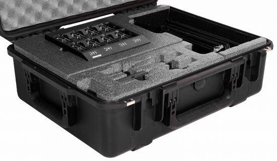 Shure Microphone SM58 Vocal Kit Case - Foam Example