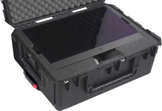 27″ iMac Pro Case - Foam Example