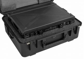 Custom Foam: Shure SM58 Microphone / Rack Case