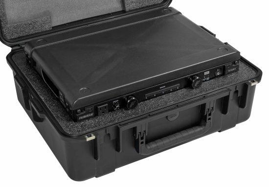 Shure SM58 Microphone / Rack Case - Foam Example