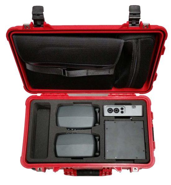 Virtual Analog Genelec 8010A Studio Case - Foam Example