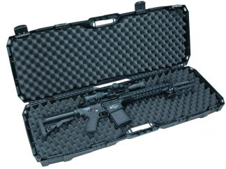Custom Foam: Midsize Universal Rifle Carry Case