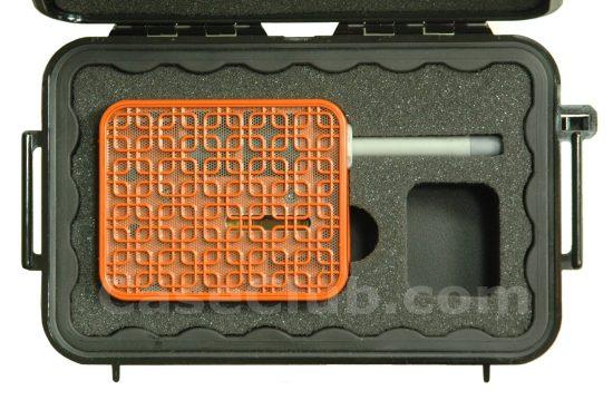 IOLITE WISPR 2 Vaporizer Case - Foam Example