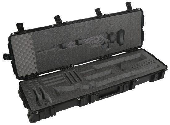 Tavor, AR15, & Shotgun Case - Foam Example