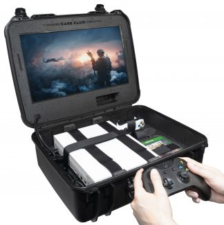 Xbox One X/S Portable Gaming Station with Built-in Monitor, Gen 2 - Foam Example