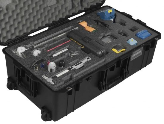 Extech BR150 Video Borescope Camera Kit Case - Foam Example