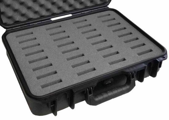 32 Pocket Watch Case - Foam Example