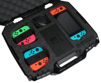 Custom Foam: Nintendo Switch Carry Case