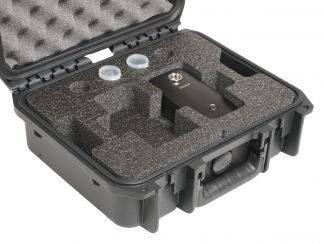 Shure ULXD8 Wireless Gooseneck Base Transmitter Case - Foam Example