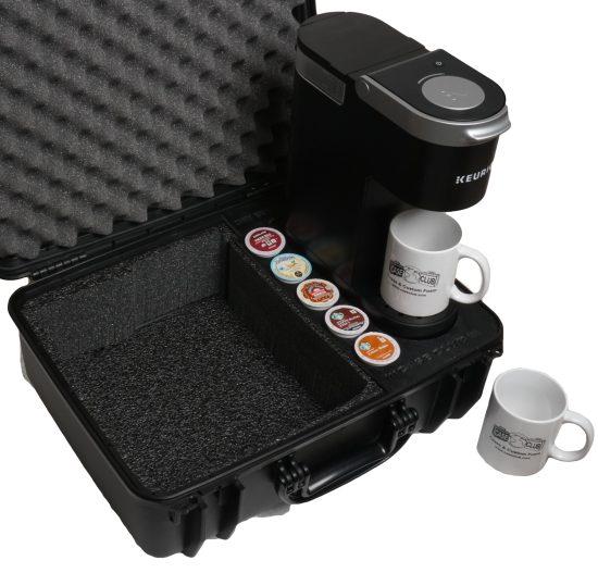 Keurig K-Mini Travel Case - Foam Example