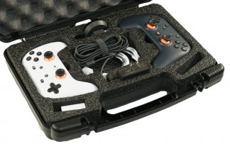 Flambeau 6780TC Case Custom Foam Example: Google Stadia Carry Case