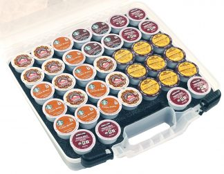 Custom Foam: 39 Keurig Coffee Pod Case