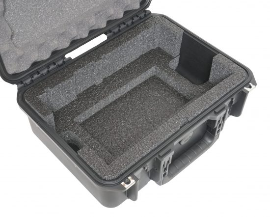 Roland VR-4HD Mixer Case - Foam Example