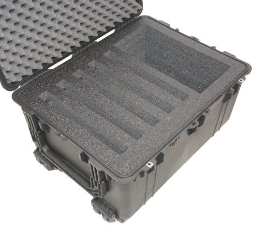 5 Panasonic Toughbook 55 Laptop Case - Foam Example