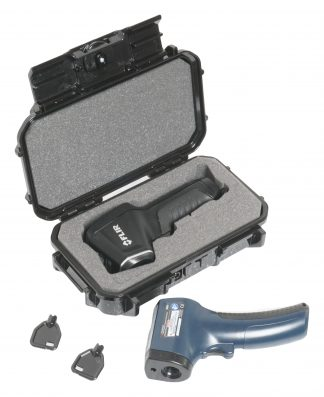 Custom Foam: Handheld Infrared Laser Thermometer Temperature Gun Case (FLIR, Etekcity, Nubee, Helect, Fluke, Ryobi)