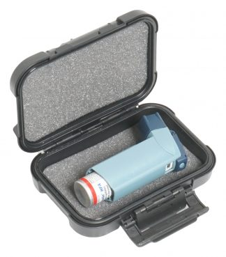 Custom Foam: Single Inhaler Case