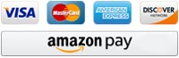 We accept Amazon Pay when purchasing 1 Pistol & Accessory 50 Cal Ammo Can Foam