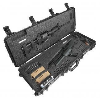 TS12 & AR Gun Case - Foam Example