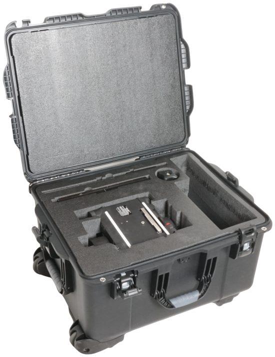 Oconnor Ultimate 2575D Fluid Head Camera Case - Foam Example