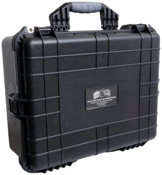 Case Club 1550 Case shown closed