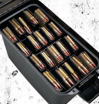 Magazine & Ammo Storage