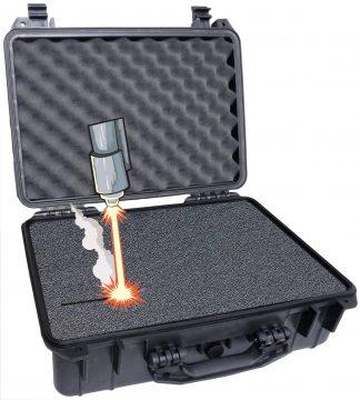 Case Club 1500 case with custom foam insert