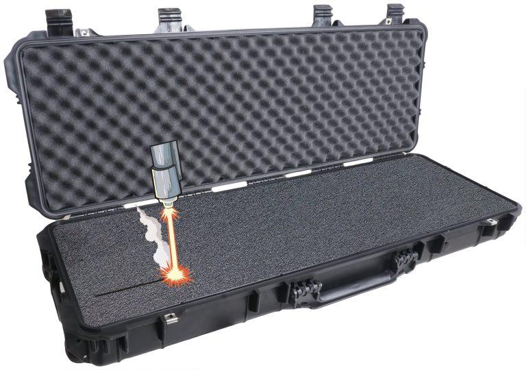 Case Club 1720 case with custom foam
