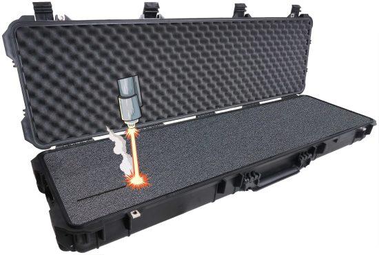 Case Club 1750 case with custom foam